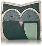 Image of Fossil Women's Rfid Mini Wallet, Owl, One Size