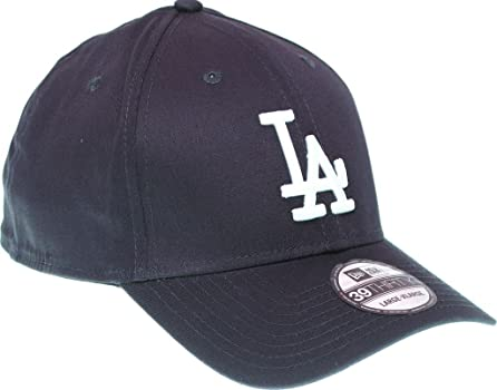 New Era - Gorra Los Angeles Dodgers azul marino M/L: Amazon.es ...