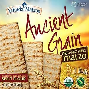 Yehuda Matzo Spelt Ancient Grain
