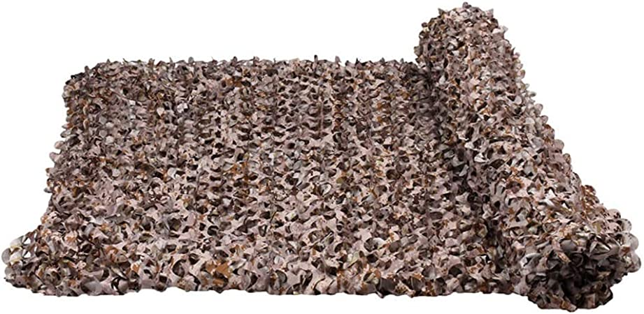 Red de Camuflaje Toldo Marrón Reforzado Militar para la Caza Jardín Escondido Camping Gazebo Terraza Invernadero Pérgola Decoración 3x4m Sombra Vela Tela Sombrilla para Patio (Size : 5*6m) : Amazon.es: Hogar
