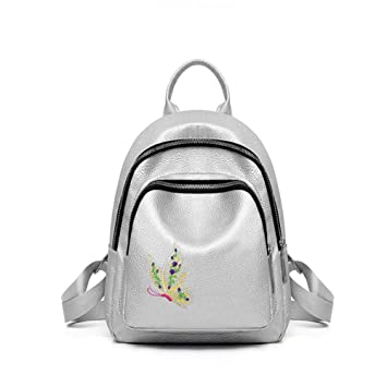 Amazon.com : Low Price Promotion-Fashion Butterfly Embroidery Women Large Capacity Adjustable School Backpack, backpack, handbags for women, shoulder bag ...