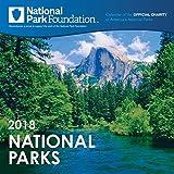 2018 National Park Foundation Wall Calendar