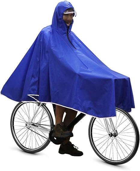 Anyoo Capas de Ciclismo Impermeables Portátiles Ligeras Poncho de ...