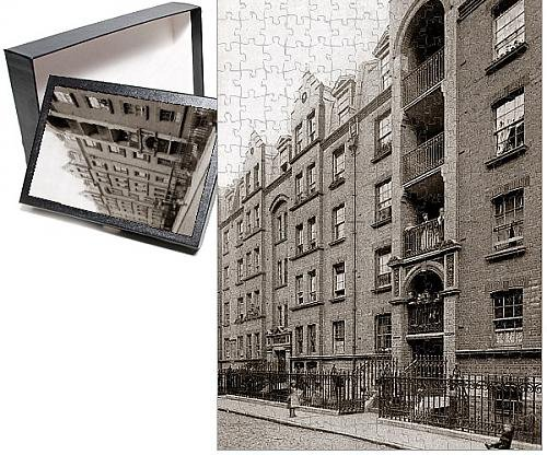 Photo Jigsaw Puzzle Of Guinness Lodging Houses  Lever Street  London