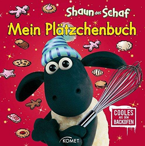 Shaun-das-Schaf Mein Plätzchenbuch - Cooles aus dem Backofen