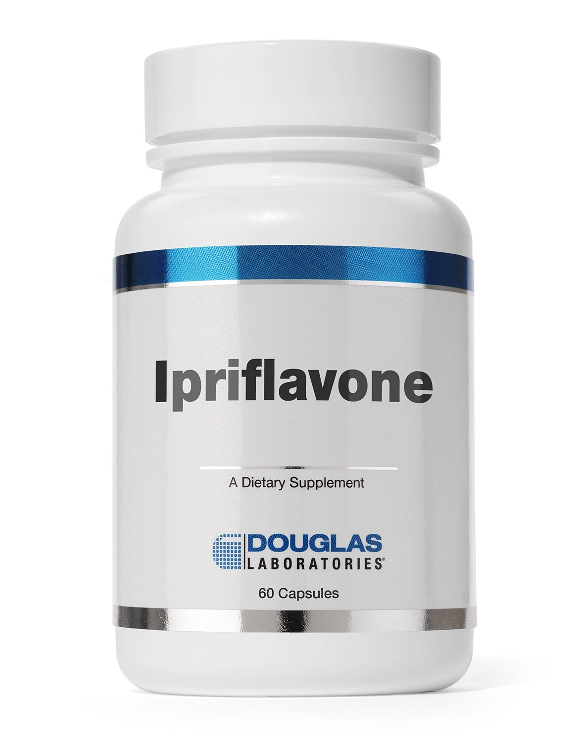 Douglas Laboratories - Ipriflavone (300 mg.) - Flavonoids for Support of Healthy Bone Structure* - 60 Capsules