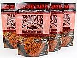 Famous British Columbia Salmon Rub (4 Pack)
