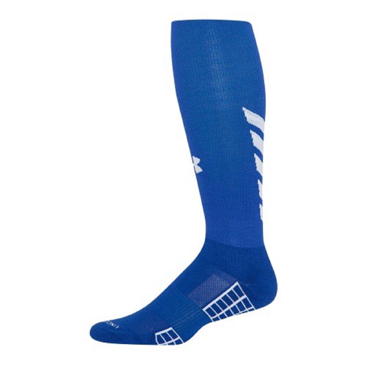 Under Armour Herren Ua Striker Soccer Otc Socken, Mehrfarbig