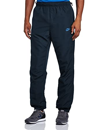 f6bdb9520dda77 Nike Men s Wäscheleine 603260 Hose gewebt wurden S Blau - Navy ...