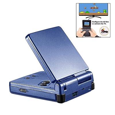 """Following Consola de Juegos de Mano, Mini 2,4"""" GB estación Retro Classic Games Arcade, Soporte GB, NES Games, Regalo de cumpleaños para niños: Electrónica"""