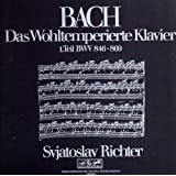 Bach: Das Wohltemperierte Klavier Vol. 1 [Import allemand]