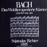 Bach J.S: Das Wohltemperierte Klavier 1