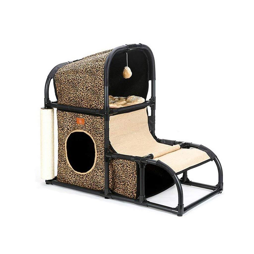 A Cat Climbing Frame Cat Toy Cat House Dog House Kennel Pet Supplies Pet House,A