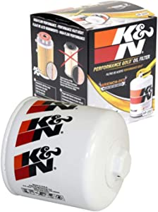 K&N Premium Oil Filter: Designed to Protect your Engine: Fits Select CHEVROLET/JEEP/EAGLE/FORD Vehicle Models (See Product Description for Full List of Compatible Vehicles), HP-2007