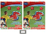 Mickey Mouse Clubhouse Inflatable Bean Bag Toss Game (Outdoor/Indoor Toys & Games) - 2 Pack