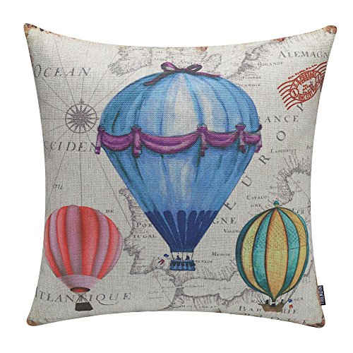 Colorful Hot Balloons Air - TRENDIN 18
