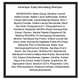 Keranique Scalp Stimulating Keratin Shampoo for Thinning Hair, Hair Regrowth | Keratin Amino Complex, Free of Sulfates, Dyes and Parabens, 8 Fl Oz
