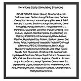 Keranique Scalp Stimulating Keratin Shampoo for Thinning Hair, Hair...