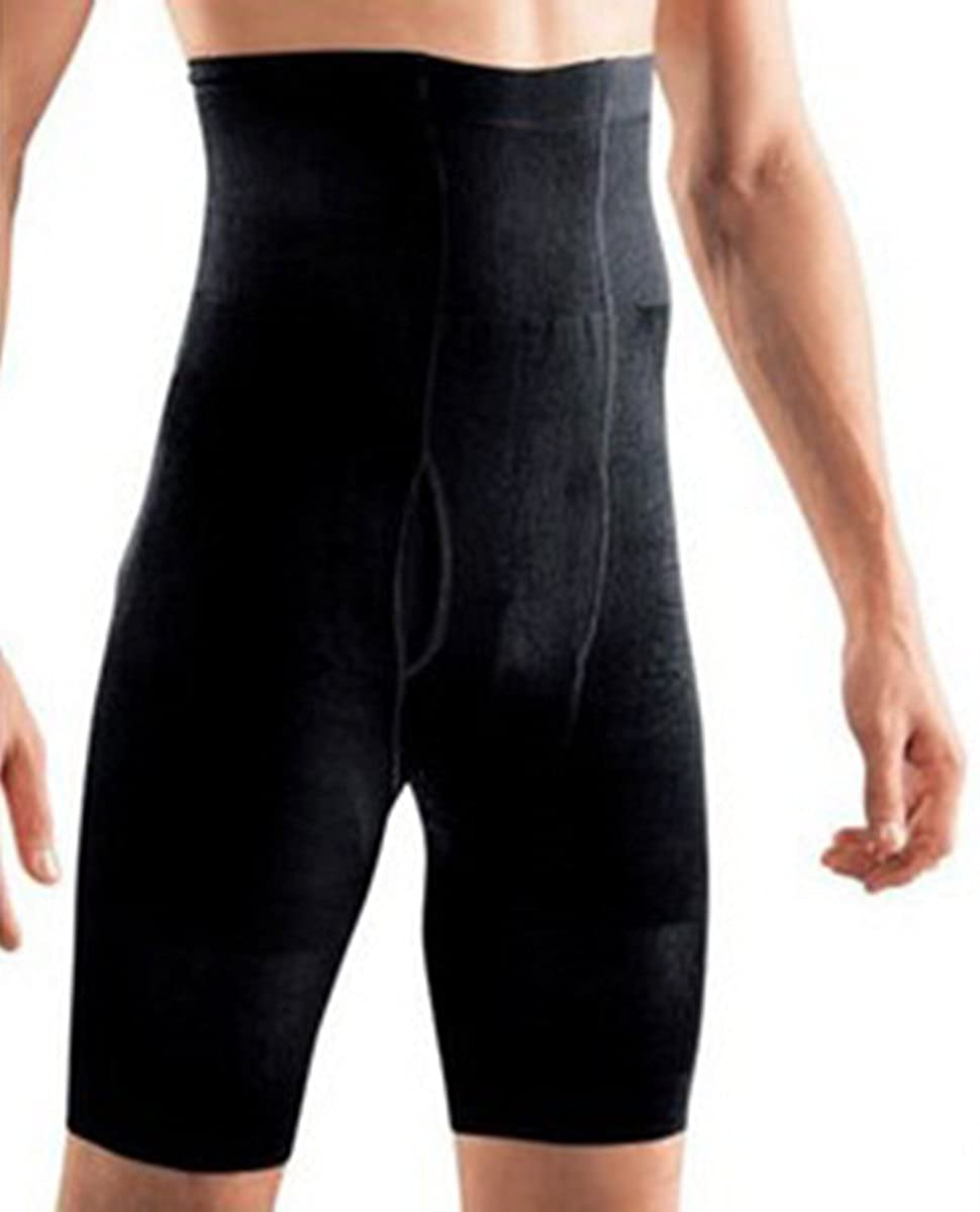 SODACODA Mens Slimming Shapewear Underwear - Negro (S,M,L)