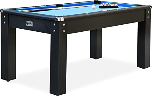 RACK Bolton 5.5-Foot Billiard Pool Table