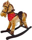 Kids Children Wooden Rocking Horse