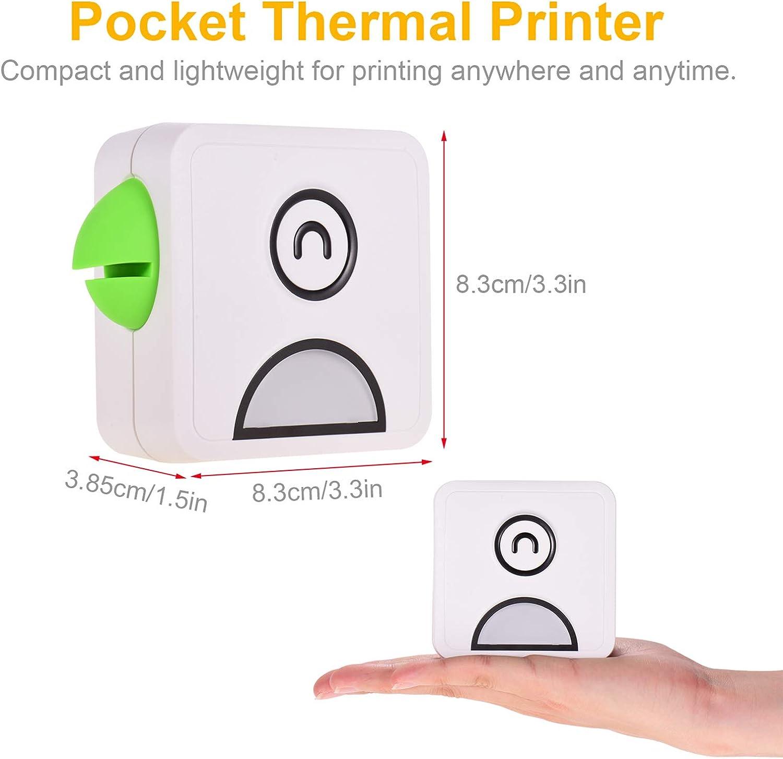 ghdonat.com Aibecy 300 DPI Photo Printer Portable Label Printer ...