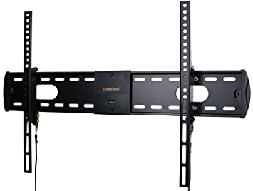 VideoSecu Mounts Low Profile Tilt TV Wall Mount for most 32 - 55 Inch  Plasma LCD