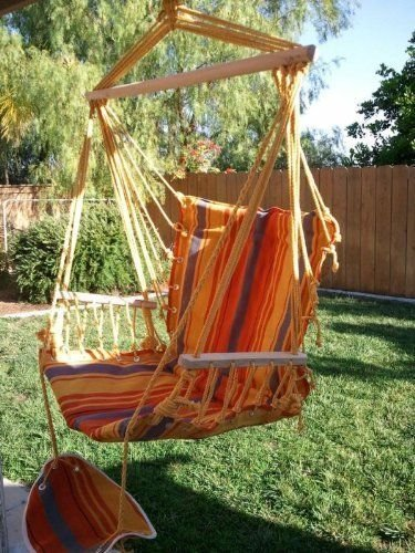 single-person hammock chair/swing