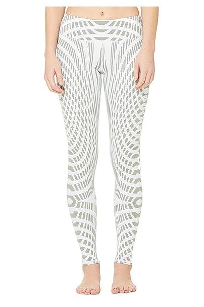 1faed87b86 Alo Yoga Womens High Waist Airbrush Legging Printed Leggings: Amazon.ca:  Clothing & Accessories
