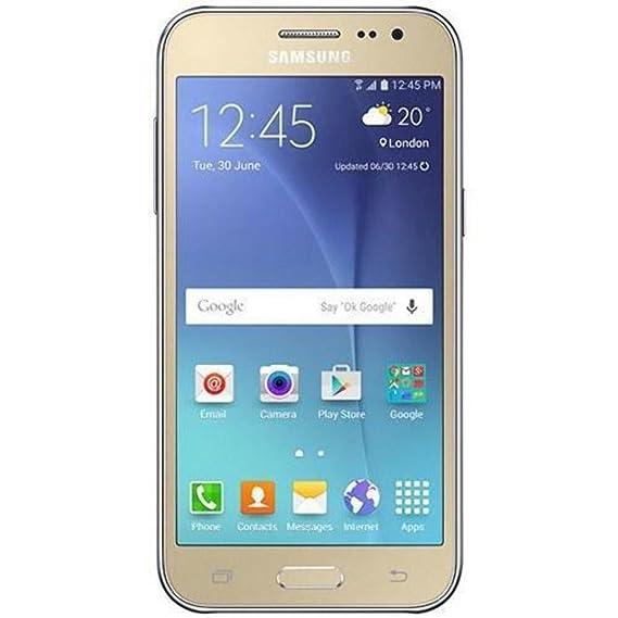 Samsung Galaxy J2 (Gold, 8GB)