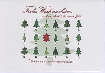 Weihnachtsgrüße Text Lustig.Weihnachtskarte Lustig Mit Umschlag Frohe Weihnachten Und Ein