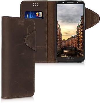 kalibri Funda Compatible con Motorola Moto G6 Plus: Amazon.es ...