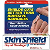 Best Liquid Bandages - Skin Shield Liquid Bandage 0.45 oz Review