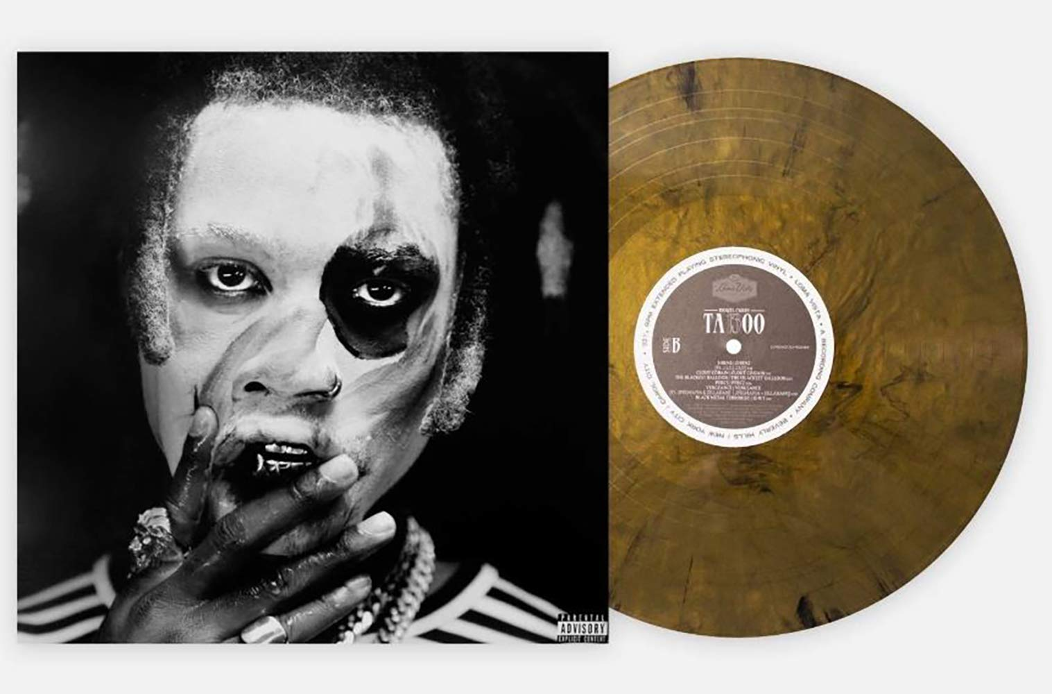 Denzel Curry TA1300 Metallic Marble Vinyl by Concord