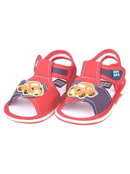 537b673c7b93f Mee Mee First Walk Baby Shoes with Chu Chu Sound (21 EU