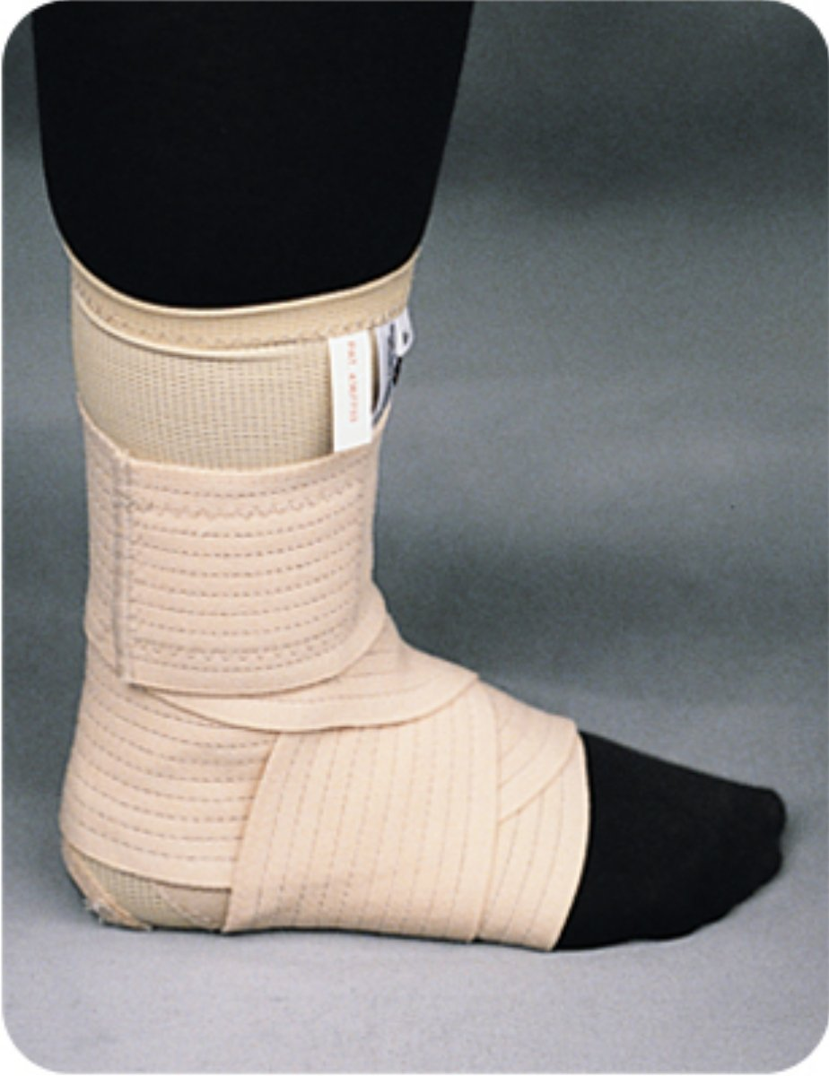 Scott Specialities Double Strap Ankle Support, Large