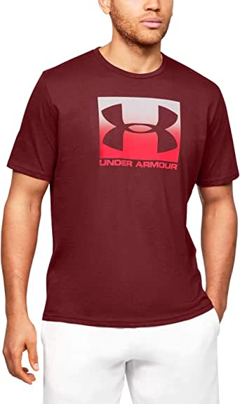 Under Armour Men's UA Boxed Sportstyle Short Sleeve Top