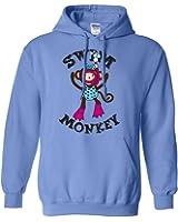 Sports Katz Womens 'Maisy Monkey' SWIM Hoodie