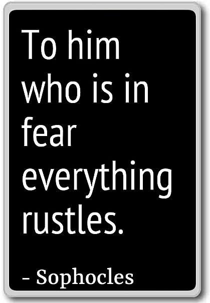 Everything Rustles