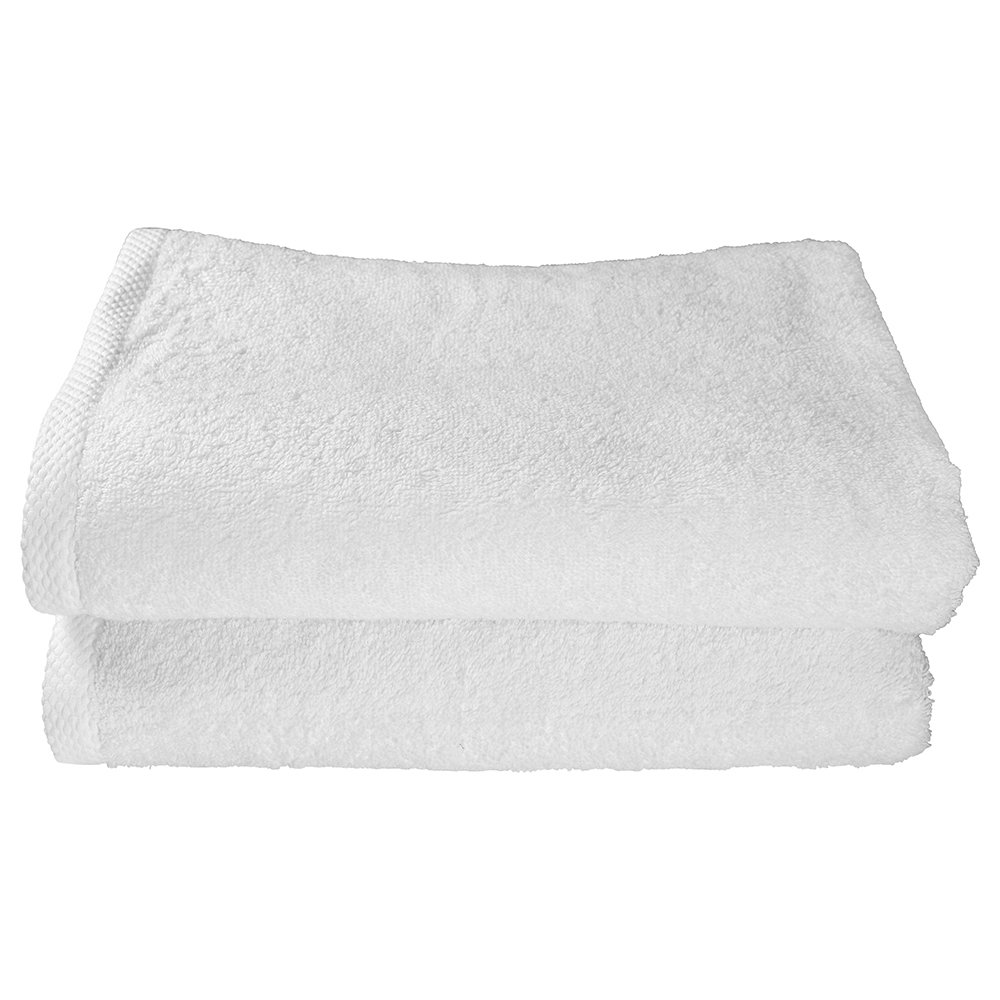 Lanier Textiles 100/% All Over Terry Cotton Hotel and Spa Quality Bath Towel White Sigmatex-Lanier Textiles BT275014YT RC ROYAL CREST Yacht Collection by Sigmatex Bath Towel 27 x 50