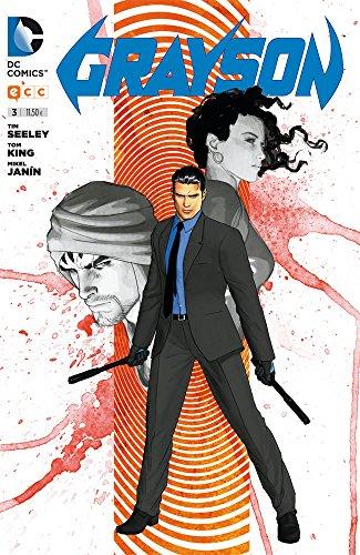 Descargar Libro Grayson 3 Tim Seeley