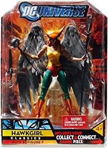 Mattel DC Universe Classics Hawkgirl Figure