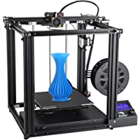 Comgrow Creality 3D Ender-5 3D Printer with Resume Printing Function, Brand Power Supply and Removable Heat Bed Sticker