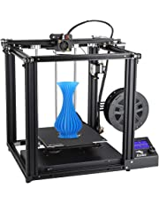 Comgrow Creality 3D Ender-5 3D Printer with Resume Printing Function, Removable Heat Bed Sticker, Stable Cubic Structure and 220 * 220 * 300 Print Size