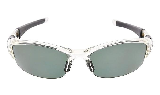 Eyekepper TR90 irrompibles policarbonato béisbol de media montura gafas de sol polarizadas Pesca Golf senderismo de Softbol de conducción de corriente de ...