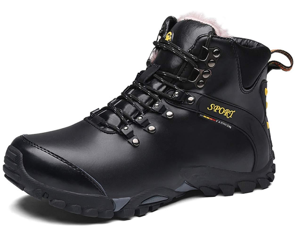 RSHENG Zapatos/Botas para Calzado Casual para Hombre Al Aire Libre ...