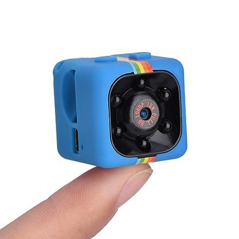 Zantec SQ11 Mini cámara 1080P HD Night Vision deportes videocámara Mini DV DVR Video Recorder