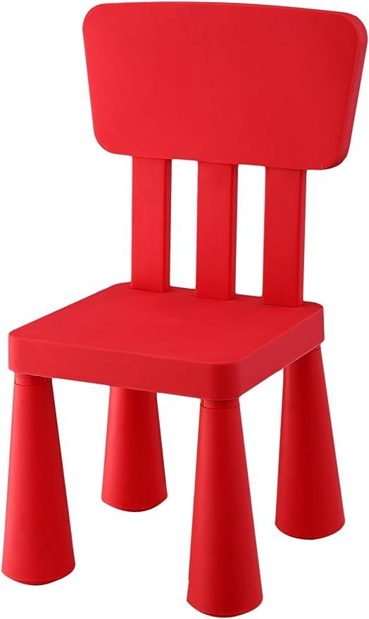 Aranaz Silla Infantil, Rojo: Amazon.es: Juguetes y juegos