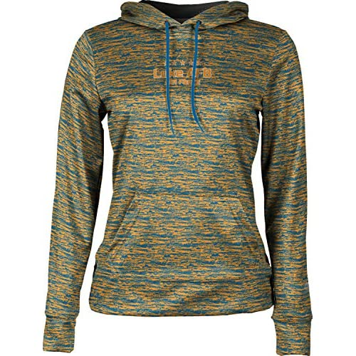 ProSphere Girls' Luke AFB Military Brushed Hoodie Sweatshirt (Apparel)