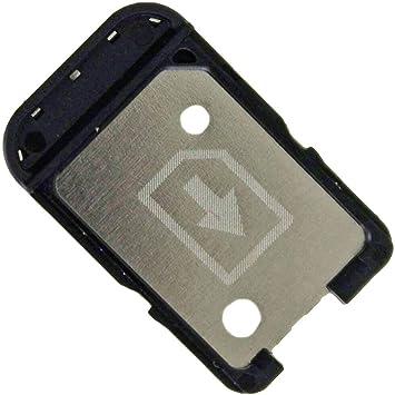 Sony Xperia XA (F3111, F3113, F3115) Bandeja Tarjeta Nano SIM, Repuesto Original: Amazon.es: Electrónica